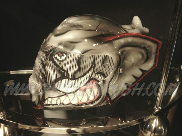 College Football Themed Motorcycle Helmets - South Eastern Conference (SEC)