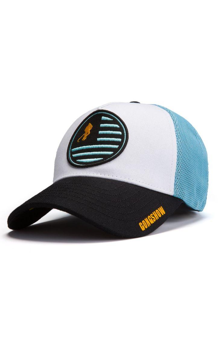 Generational Weapon White Hockey Hat - Gongshow Gear - Lifestyle Hockey Apparel