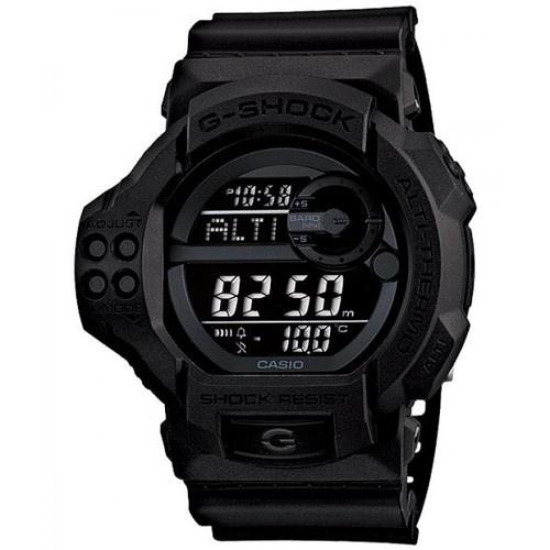 CASIO G SHOCK MENS BLACKOUT PACK TWIN SENSOR BLACK WATCH GDF-100BB-1