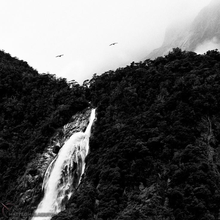 The Long White Cloud | MatteoMalagutti.com | #New_Zealand #black_and_white #landscape #photography #portfolio #Matteo_Malagutti #MatteoMalagutti