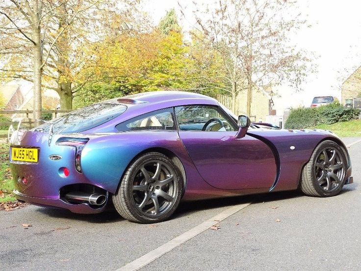 Used 2005 TVR Sagaris 4.0 2dr for sale in Hampshire   Pistonheads