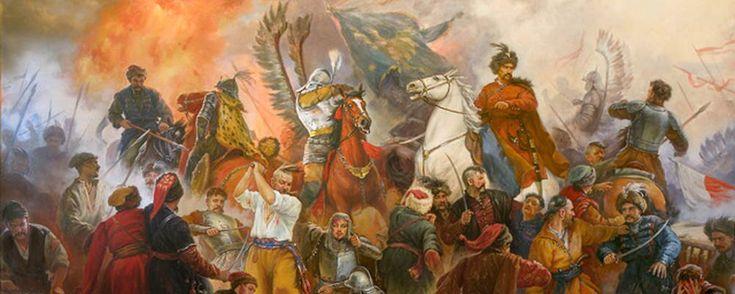 Тема 04. Історія України середини XVII ст. - 80-х років XVII ст.