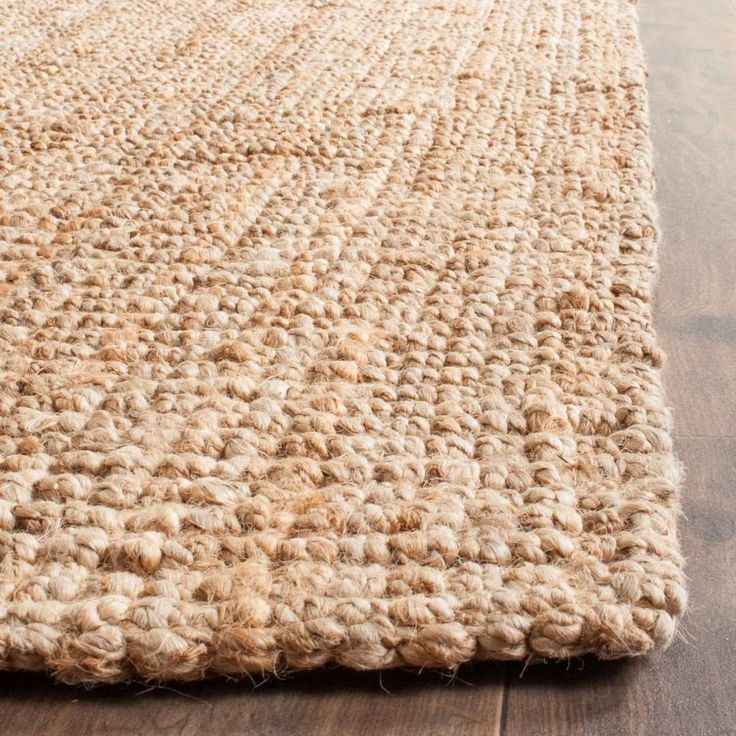 Think coastal living and casual beach house style with rugs so classic they'll even work in the city. Safavieh's natural fiber rugs are soft underfoot, textural, natural in color and woven of sustainably-harvested sisal and sea grass, or biodegradable jute.