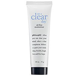 3. Philosophy on a Clear Day Oil-Free Moisturizer: Complaint Cafe, Face Products, Moisturizer 23 00, Beauty Products, Nice Glow, Philosophy Moisturizer
