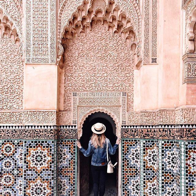 Amazed by this beauty ❤ It is my second time in Morocco and I know I will be back again ✨очень приятно читать, что мои фотографии вдохновили многих на планирование поездки в Марокко 💛 я знаю, что точно приеду еще не раз 😌