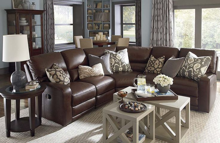 Motion Sectional by Bassett Furniture