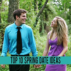 best spring date ideas