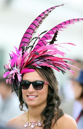 The Best (And Biggest) Hats at the 2018 Kentucky Derby