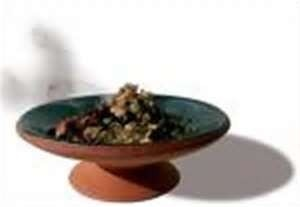 Incense in Eastern Treasures, Aloeswood.