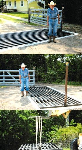 GoBob Pipe and Steel - Cattle Guards