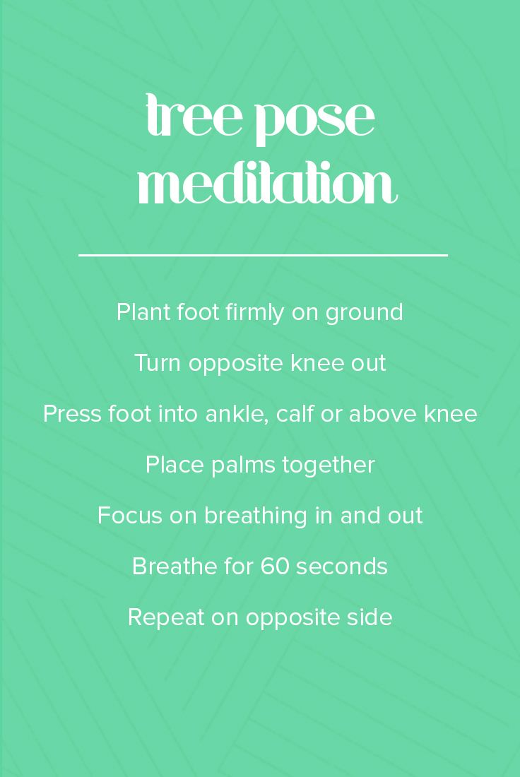 This meditation for beginners includes elements of yoga to help reduce anxiety and stress.