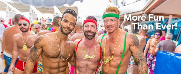 Exotic Southern Caribbean Atlantis All-Gay Cruise 2018 March 18 - 25, 2018  Head further south this winter to explore the deep and exotic Caribbean with Atlantis newest all-gay cruise sailing from San Juan. Five gorgeous islands beckon with the widest variety of thrilling adventures, awesome natural wonders, and vibrant island cultures as we sail the stunning Jewel of the Seas. It's the perfect blend of true relaxation and the absolute best Atlantis parties, entertainment, and endless fun.
