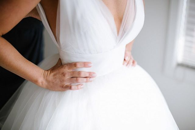 Bride boss.  #gownglow #dressdreams #ivorytribe  Image @toriandsal  Gown @pearlsandrosesbridal