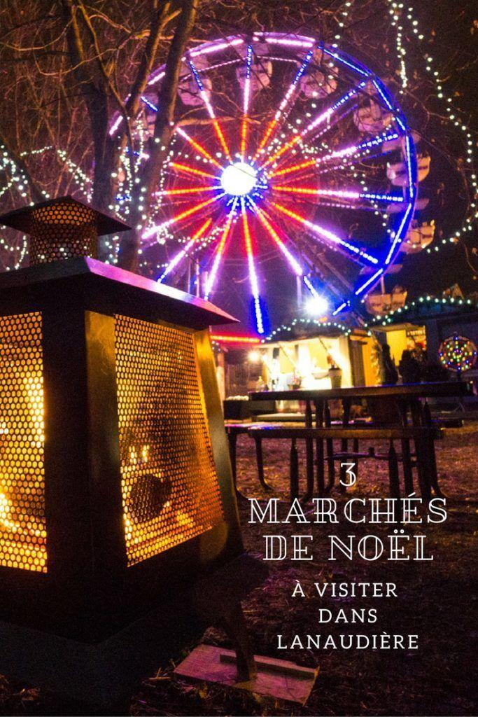 Difficile de choisir parmi tous les marchés de Noël au Québec. Je vous présente les 3 marchés de Noël à visiter dans Lanaudière: L'Assomption, Terrebonne et Joliette.#marchédenoel#lanaudiere#quebecoriginal#quebec#noel