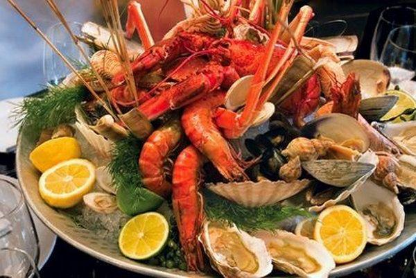 Aussie Christmas seafood