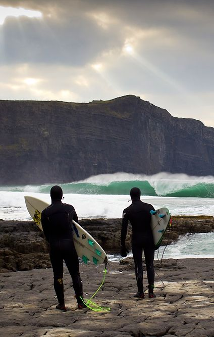Ireland...incredible....surfies in Ireland!!!! I did not know this...