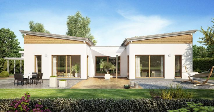 8 best villen und stadtvillen images on pinterest bungalows garden and house architecture. Black Bedroom Furniture Sets. Home Design Ideas