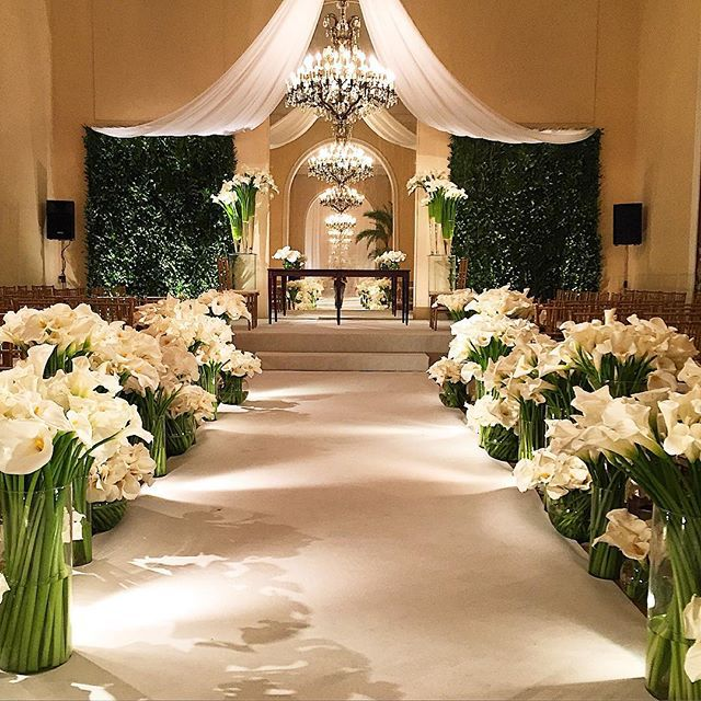 Wedding Altar Wall: 393 Best Images About Ceremony Decor Ideas On Pinterest