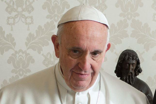 Påven till Lund i höst