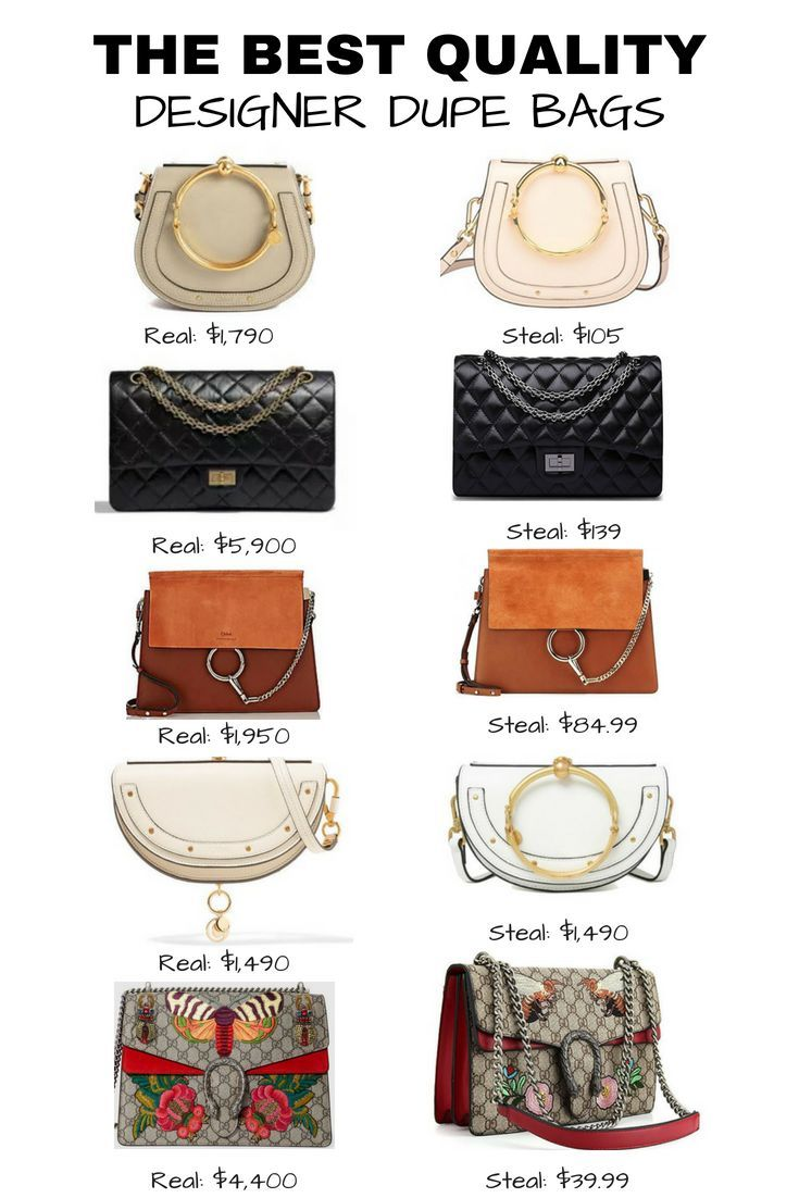 a87916a4cb9 I ve rounded up some of the most iconic designer styles and their killer  steals. Think Chanel
