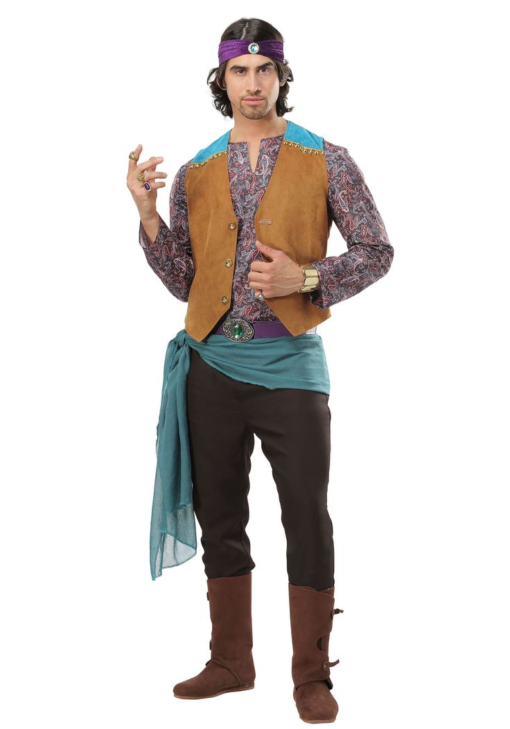 Gypsy Costume Men | www.pixshark.com - Images Galleries ...