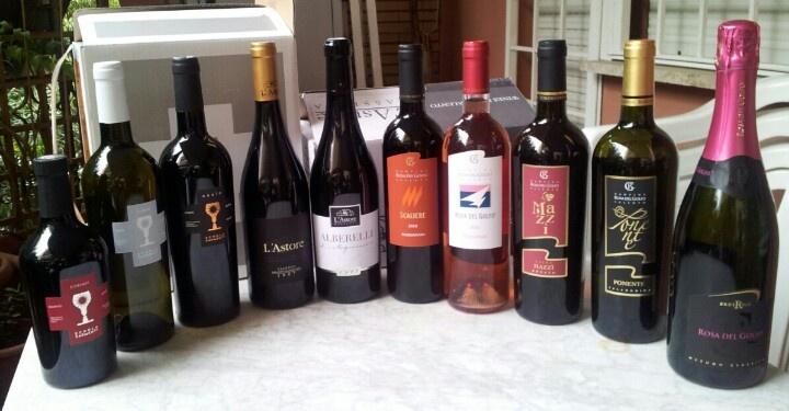 Salento wines! :-)
