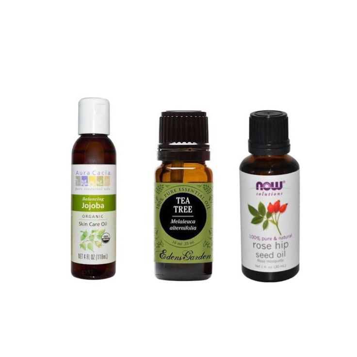 My essentials for fading acne scars! (And dark spots)