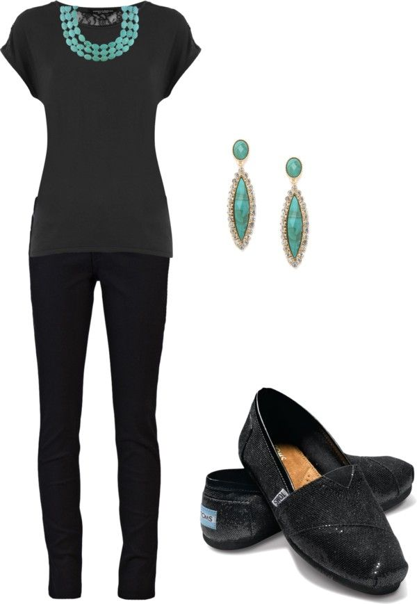 """""""Aveda work clothes"""" by dallasmelanie on Polyvore"""
