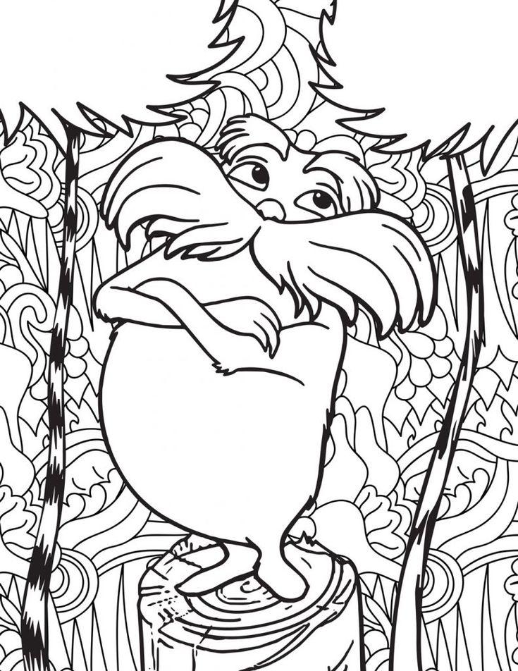 Best 25 Dr seuss coloring pages ideas on Pinterest Dr