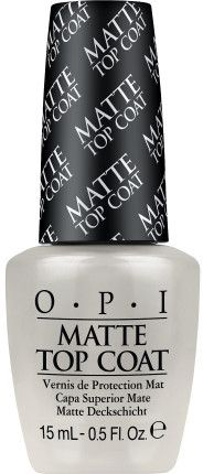 OPI Top Coat - Matte