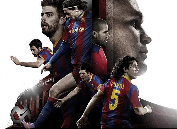 """FC Barcelona: """"Vuelve la gente normal"""""""