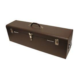 Homak 32.125-In Brown Steel Lockable Tool Box Bw00200320