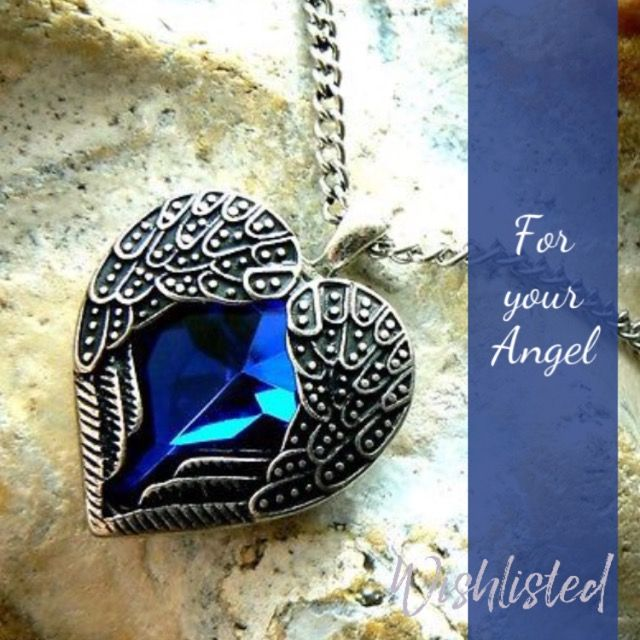 wishlisted_appA #gift for an #angel this #ValentinesDay. #jjjewels #giftsforhet #giftideas #valentine #love #wishlisted