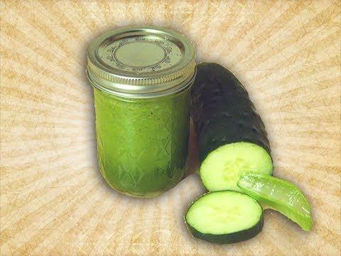 Gel rejuvenecedor de pepino y sábila - Remedios caseros - http://solucionparaelacne.org/blog/gel-rejuvenecedor-de-pepino-y-sabila-remedios-caseros/