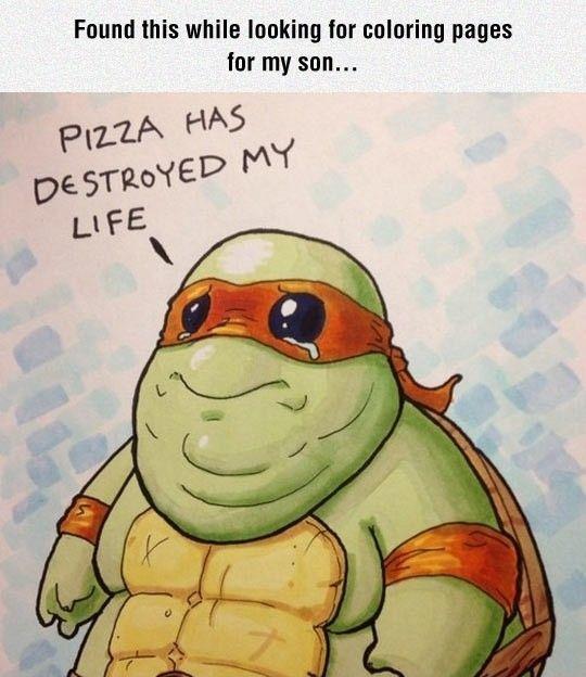 Pizza Addiction #lol #haha #funny