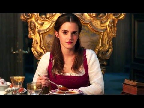 BEAUTY AND THE BEAST Movie Clip - Something There (2017) Emma Watson Disney Movie