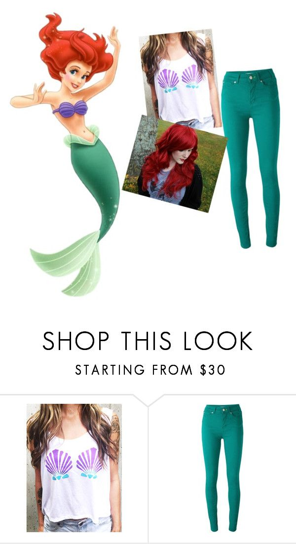 """The little mermaid"" by maddy-lane235 on Polyvore featuring Paul by Paul Smith"