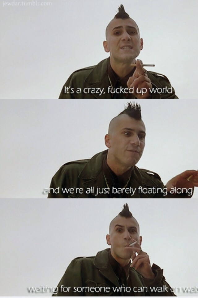 SLC Punk - I love Bob!!!