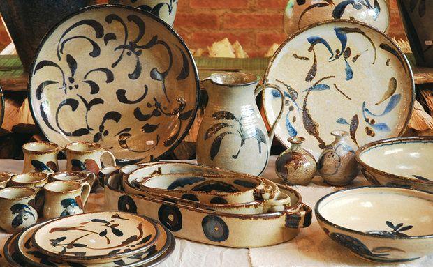 Cerâmica em Cunha, São Paulo