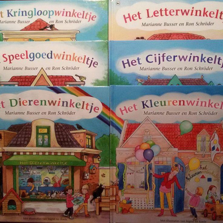 #101. Zoveel winkeltjes!: het Speelgoed/Kleuren/Dieren/Letter/Cijfer/Kringloopwinkeltje