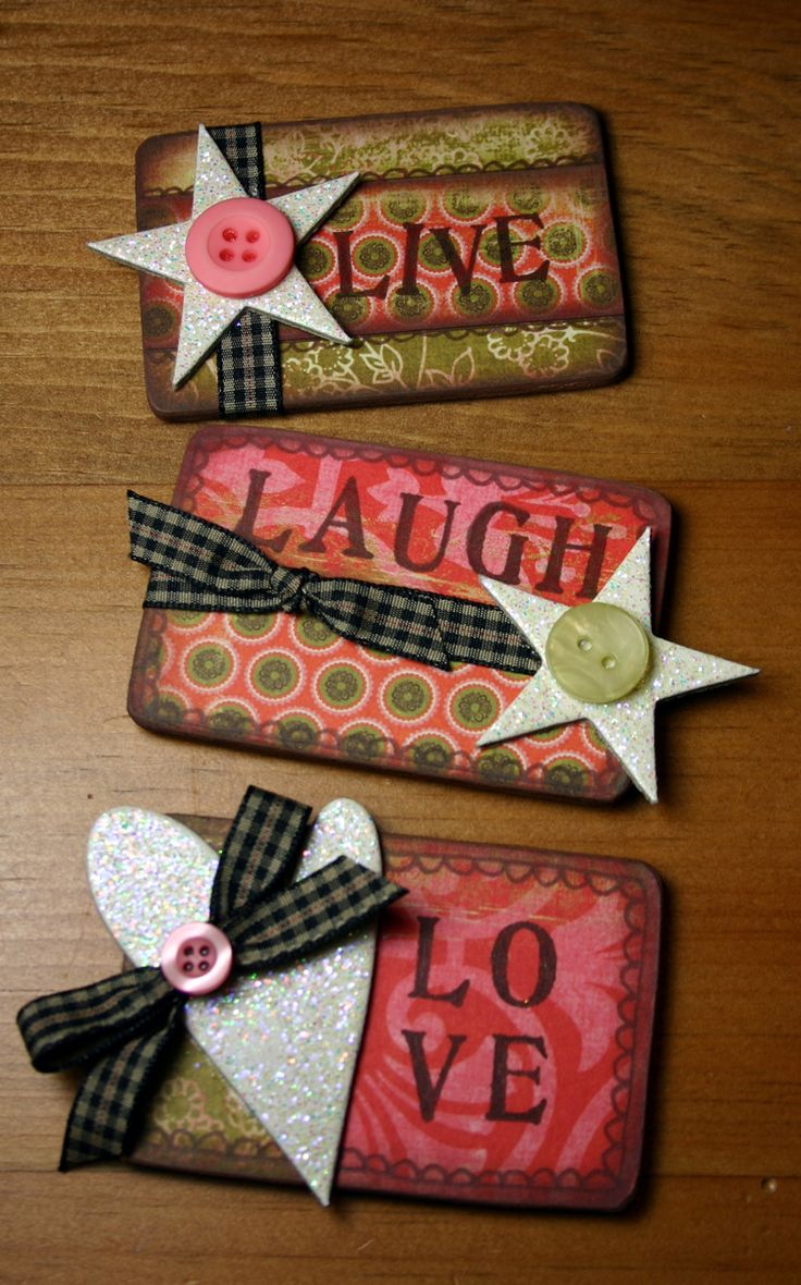1000 Ideas About Magnets Crafts On Pinterest Resins