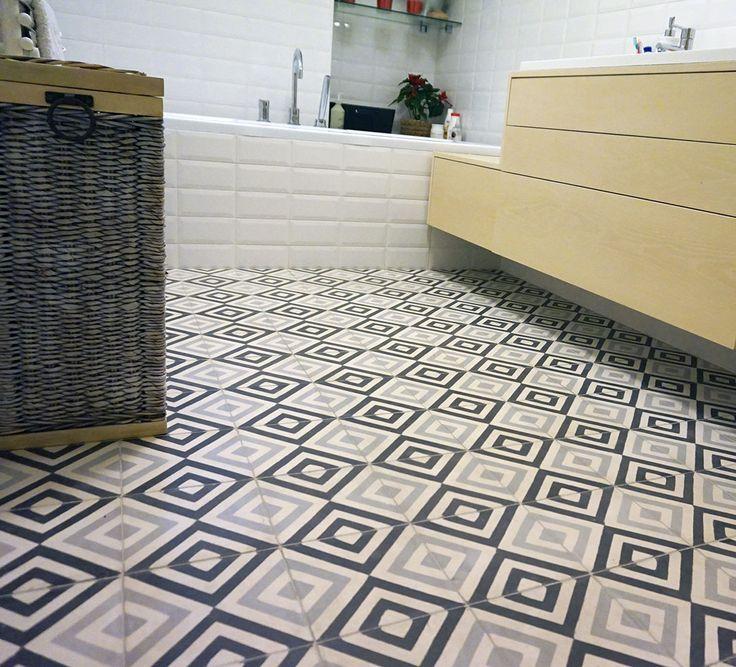 zulu tiles from Marrakesh Cement Tiles