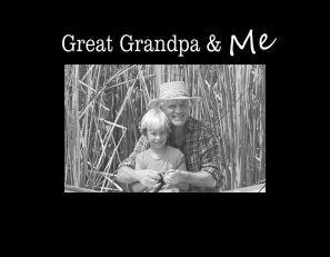 "Great Grandpa & Me 4""x6"" Photo Frame"