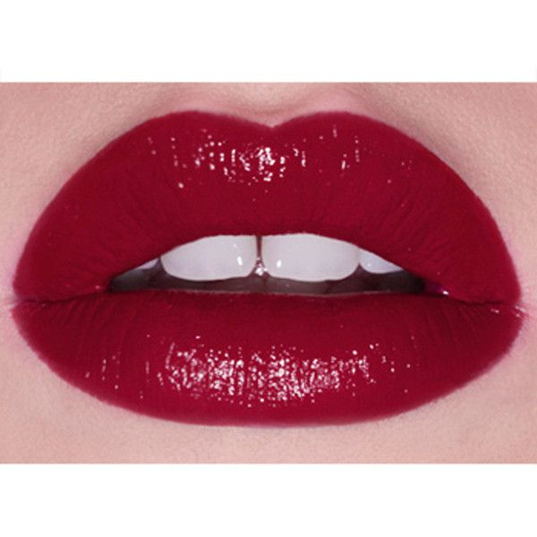 Lime Crime Makeup Lipstick in Glamour ❤ liked on Polyvore