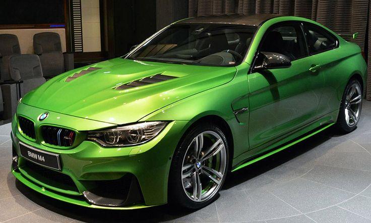 BMW M4 TUNING: VORSTEINER GTRS4 AUF DER SEMA 2014