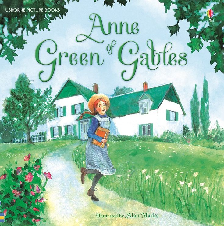"""Find out more about """"Anne of Green Gables"""", write a review or buy online."""
