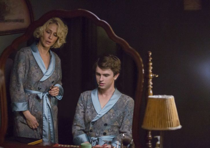 Bates Motel - Episode 4.01 - A Danger to Himself and Others - Promotional Photos  Synopsis