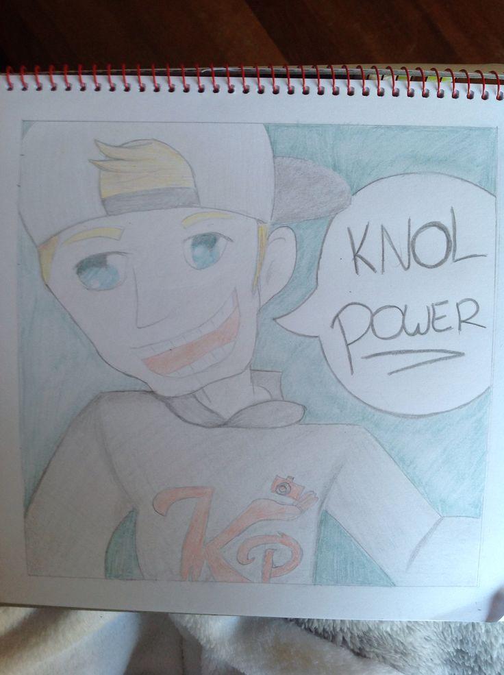 Enzoknol drawing made by me