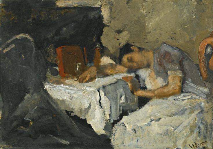 George Hendrik Breitner | lot | Sotheby's