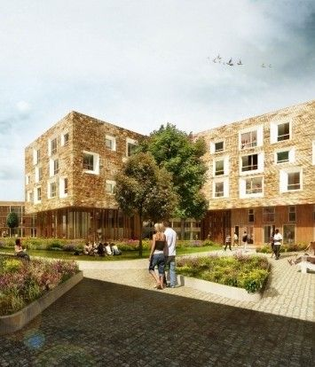 The University of Cambridge has received planning approvals for two further aspects within the first phase of the North West Cambridge Devel...